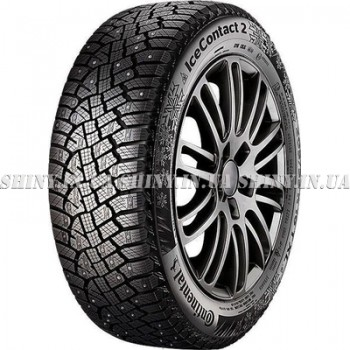 Continental IceContact 2 SUV 275/40 R20 106T XL (шип)